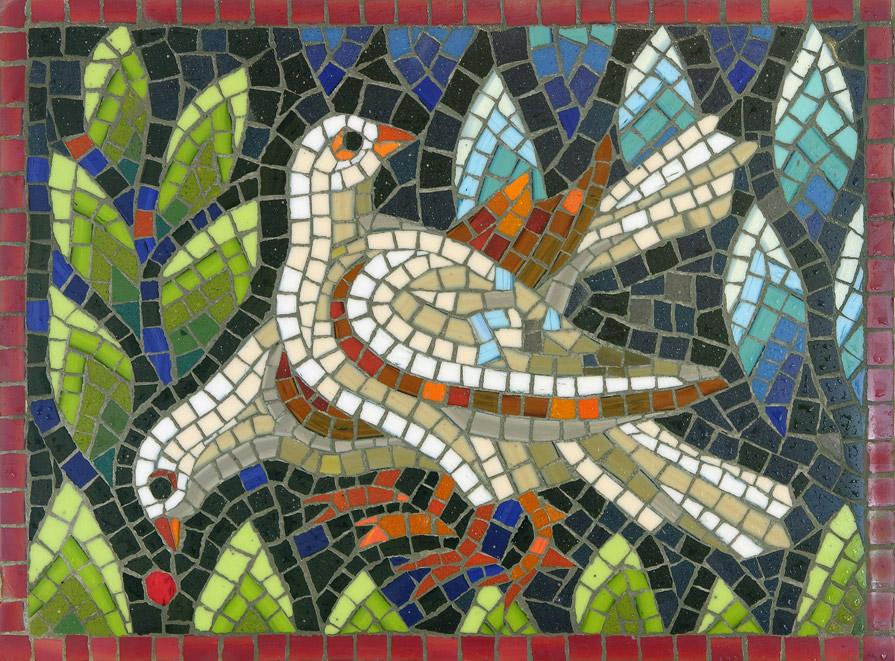 Как из мозаики сделать рисунок на 721